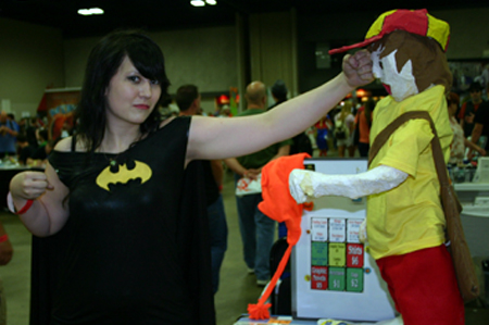 Batwoman Punch