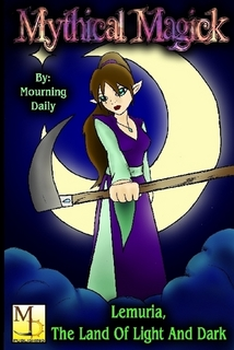 Mythical Magick Vol 1 Cover