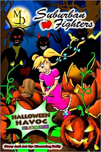 SF Hallowen Havoc Full Color Edition_