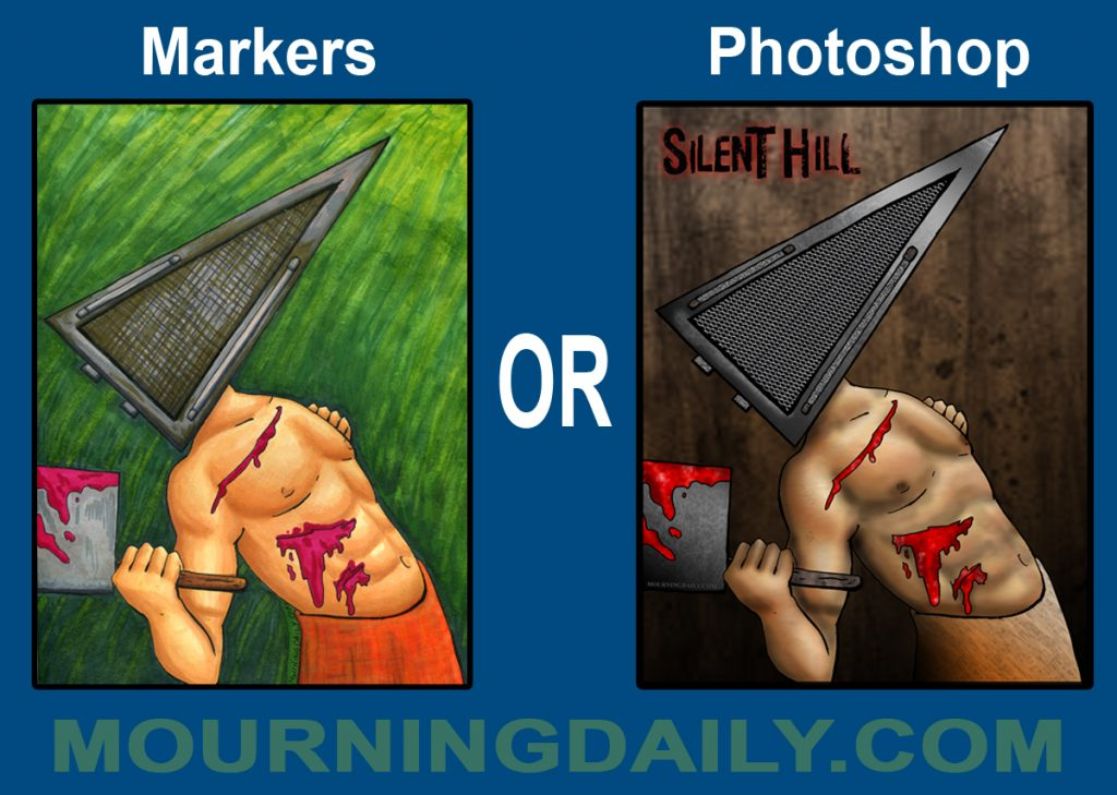Which Is Better Pyramid Head